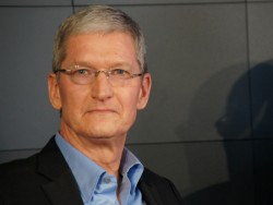 Apple-CEO Tim Cook (Bild: Joan E. Solsman/CNET)