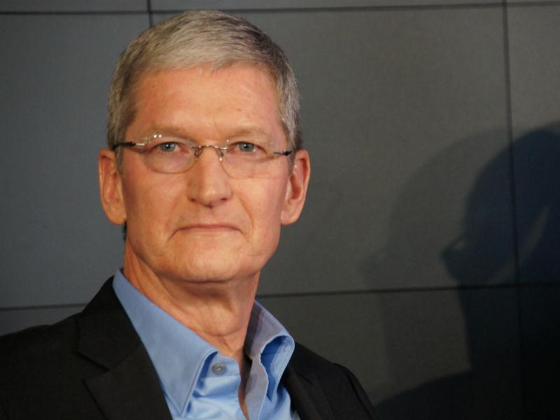 Apple-CEO Tim Cook fordert schärfere Regeln für Datenhändler