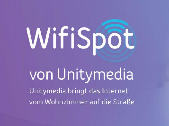 Unitymedia Wifispot Hack