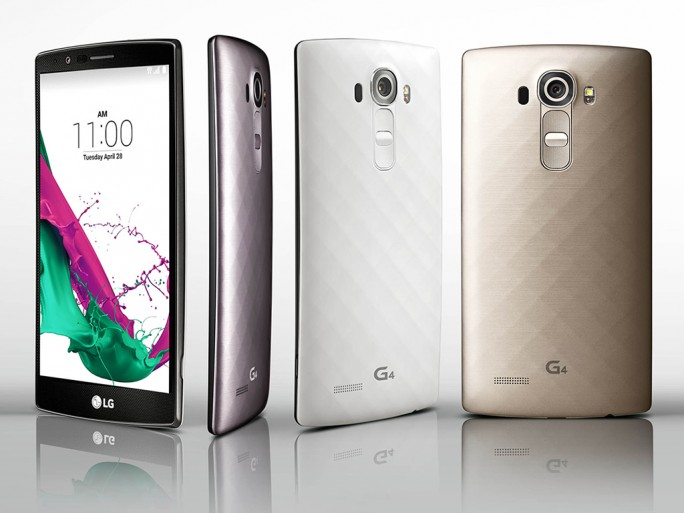 LG G4 (Bild: LG)
