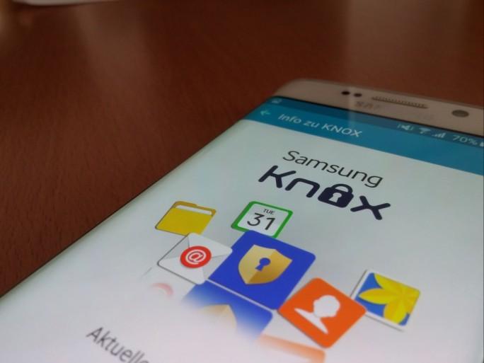 Samsung Knox (Bild: ZDNet.de)