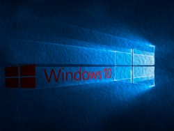 Windows-10-Logo-Schriftzug-Rot-OEL (Bild: ZDNet.de)