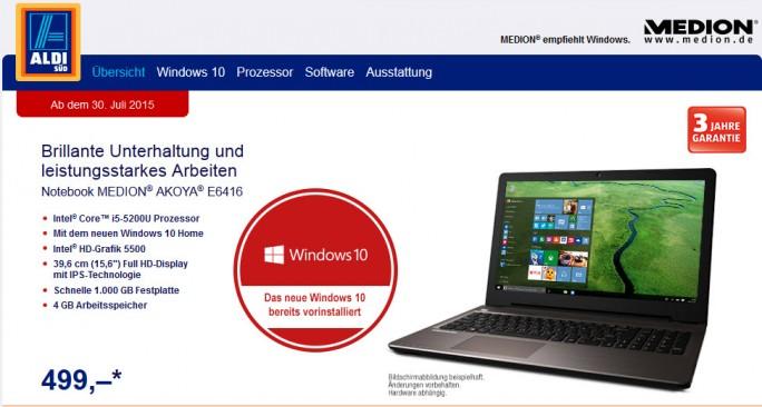 e6416_aldi_sued (Screenshot: CNET.de)