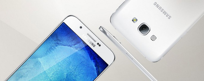 Samsung Galaxy A8 (Screenshot: CNET.de)