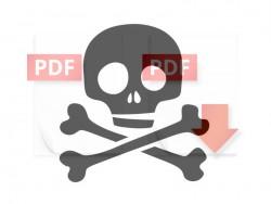 Schädliche PDF-Dateien (Bild: Shutterstock)