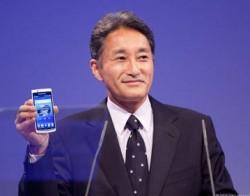Die Smartphone-Begeisterung von Sony-CEO Kazuo Hirai hat sich gelegt (Bild: CBS Interactive).