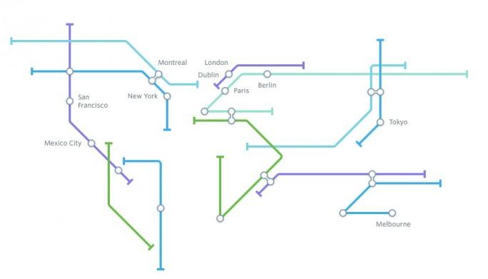 Aktuelles Stripe-Partnernetz (Bild: Stripe)