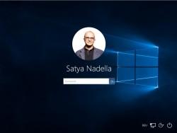Windows 10: Login (Screenshot: ZDNet.de)