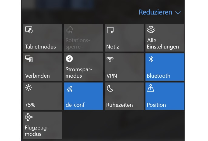 windows 10 im tablet modus gestensteuerung optimal einsetzen. Black Bedroom Furniture Sets. Home Design Ideas