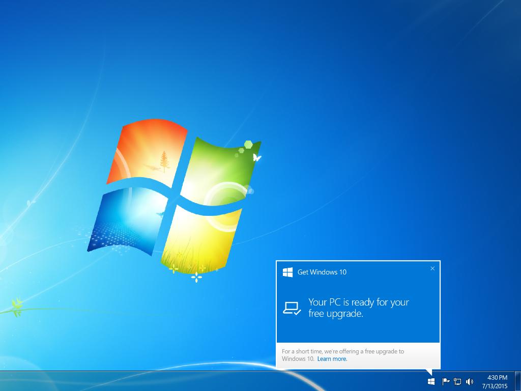 Zwangsdownload von Windows 10: Microsoft gibt Unterlassungserklärung ab
