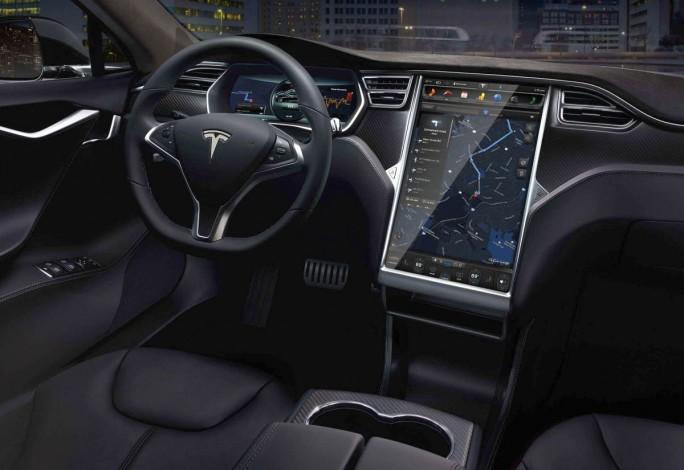Tesla Model S (Bild: Tesla)