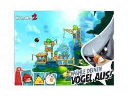 Angry Birds 2 ist ein Download-, aber kein Umsatzhit (Bild: Rovio).