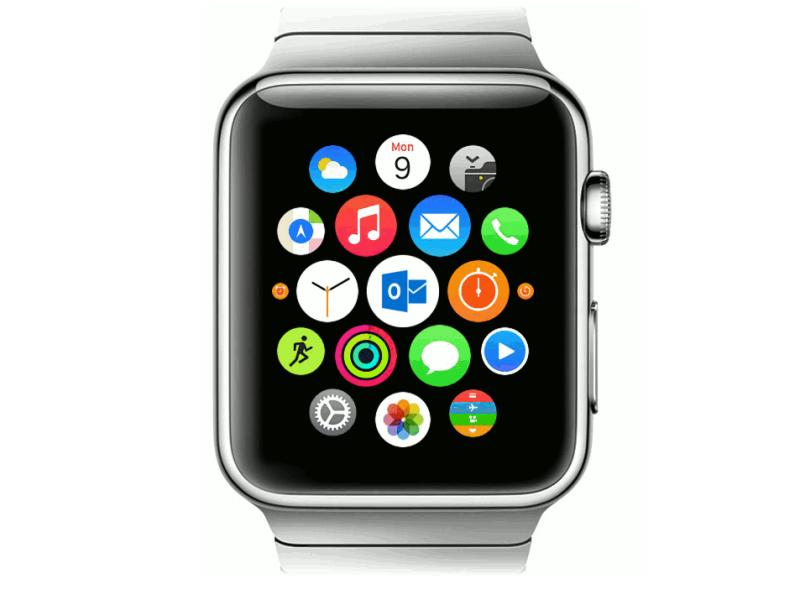 microsoft bringt outlook auf die apple watch. Black Bedroom Furniture Sets. Home Design Ideas