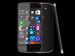 Das Archos 50 Cesium nutzt Windows 10 als Betriebssystem (Bild: Archos).