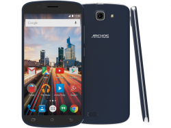 Das Archos 50e Helium kommt mit Android 5.1 Lollipop (Bild: Archos).