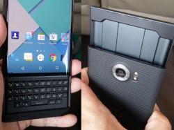 Das Blackberry Venice kommt mit ausziehbarer Volltastatur und Android als Betriebssystem (Bild via Tinhte.vn).