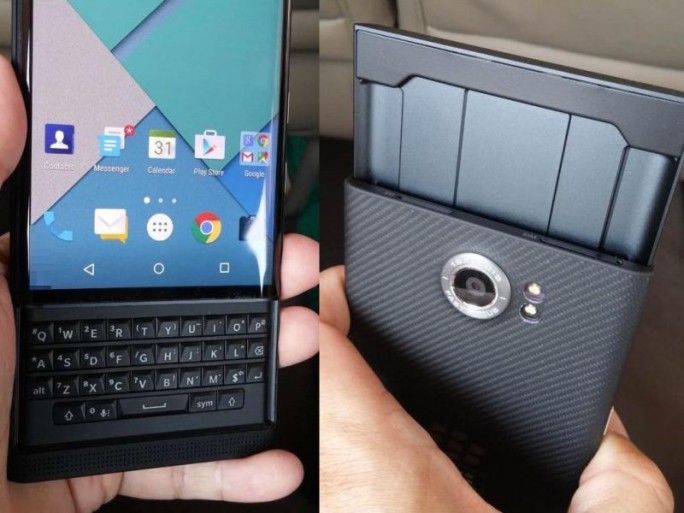 "Das Blackberry Priv kommt ab Werk mit Android 5.1.1 als Betriebssystem (Bild <a href=""https://www.tinhte.vn/threads/ro-ri-hinh-anh-thuc-te-blackberry-venice-chay-android.2502065/"" target=""_blank"">via Tinhte.vn</a>)."