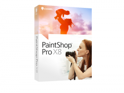 Corel PaintShop Pro X8 (Bild: Corel)