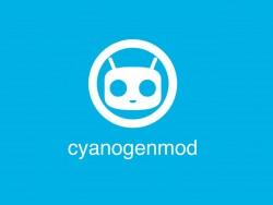 CyanogenMod-Logo (Screenshot: ZDNet.de)