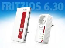 AVM macht FritzOS 6.30 für WLAN-Repeater und Powerline-Adapter verfügbar