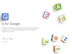 Google Alphabet (Screenshot: ZDNet.de)