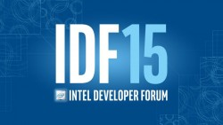 IDF 2015 (Logo: Intel)