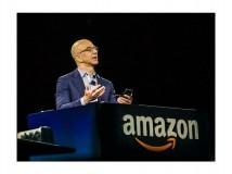 Saudischer Kronprinz hackt angeblich Smartphone von Amazon-CEO Jeff Bezos