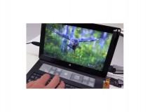 Microsoft zeigt DisplayCover: Surface-Tastatur mit E-Ink-Bildschirm