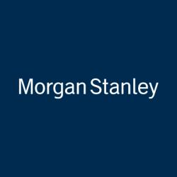 (Logo: Morgan Stanley)