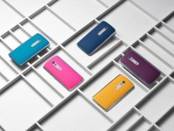 Mit Moto Maker lässt sich das Moto X Play individuell gestalten (Bild: Motorola)