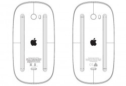Neue Magic Mouse (Bild: Apple, via FCC)