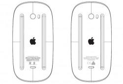 Neue Magic Mouse (Bild: Apple, via FCC)
