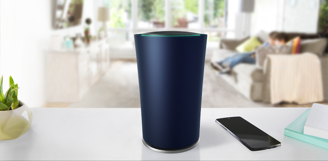 Access Point OnHub (Bild: Google)