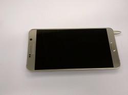 Samsung Galaxy Note 5 mit verkehrt eingeschobenem Stift (Bild: ZDNet.com).