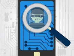 Smartphone Hacker (Bild: Shutterstock/drical)