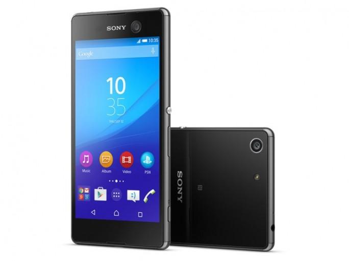 Sony Xperia M5 (Bild: Sony)