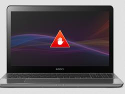 Sony mahnt dringend zur Geduld (Screenshot: ZDNet.de)