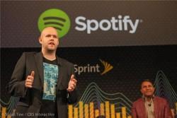 Spotify-CEO Daniel Ek hat sich bei den Nutzern für die verwirrenden Datenschutzbestimmungen entschuldigt (Bild: Sarah Tew/CBS Interactive).