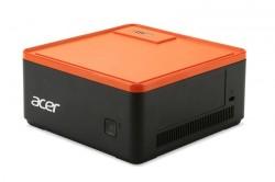 Die Basiseinheit des Revo Build M1-601 beherbergt das Mainboard mit Prozessor und Arbeitsspeicher (Bild: Acer).