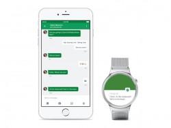 Android Wear unterstützt jetzt auch Apples iPhone (Bild: Google).