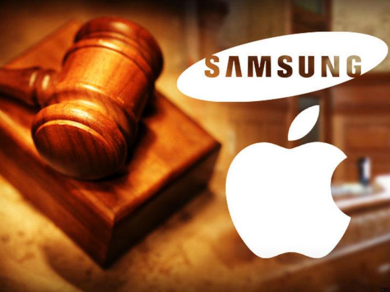 Design-Patente verletzt: Samsung muss Apple 539 Millionen Dollar zahlen
