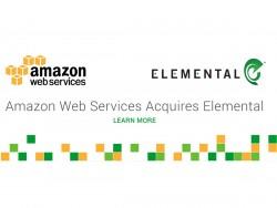 AWS kauft Elemental (Screenshot: ZDNet.de)