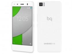 Das BQ Aquaris 4.5 ist das erste in Europa erhältliche Android-One-Smartphone (Bild: BQ).