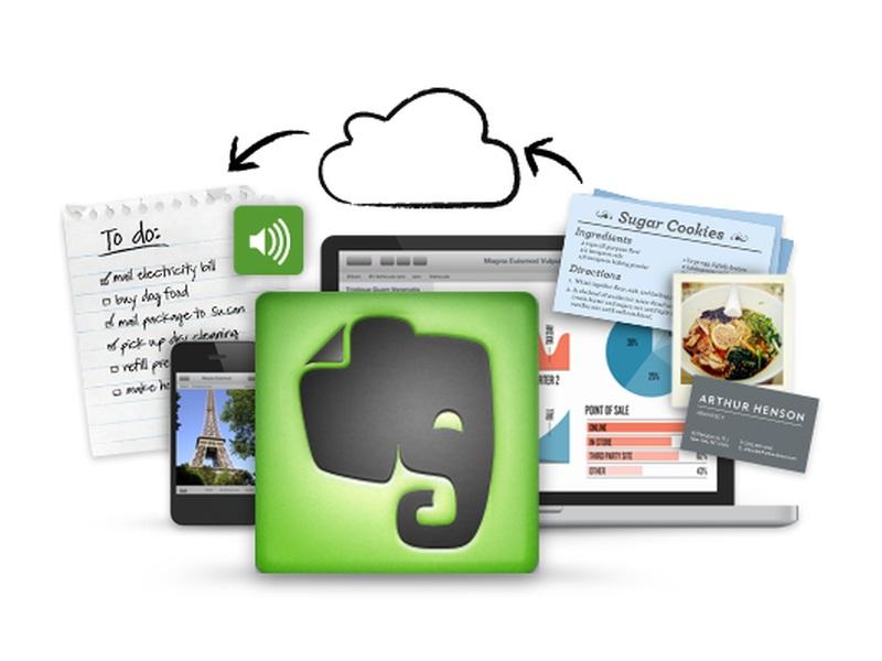 Evernote 6 für Windows verbessert Navigation und Suche