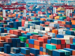 Die deutschen Hightech-Exporte sind im ersten Quartal 2016 leicht gesunken (Bild: Shutterstock).