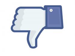"""Facebook denkt über einen """"Gefällt mir nicht""""-Knopf nach (Bild: Facebook)."""