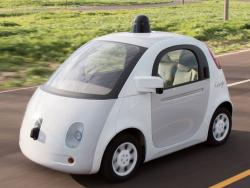 Selbstlenkendes Auto (Bild: Google)