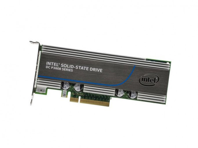 Intel-SSD P3608 NVMe (Bild: Intel)