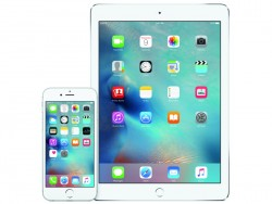 Homescreen von iOS 9 (Bild: Apple)