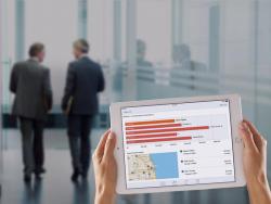 Gemeinsam mit Cisco will Apple iOS-Geräte verstärkt in Unternehmen bringen (Bild: Apple).